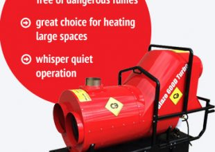 Indirect Fired Heaters