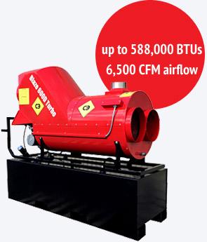 Blaze 600D TURBO
