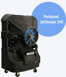 Portacool Rental Texas - JETSTREAM 240