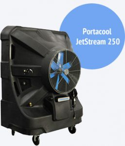 Swamp Cooler Rental Texas - JETSTREAM 250