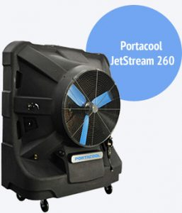 JETSTREAM 260 - Rent Swamp Cooler in Texas