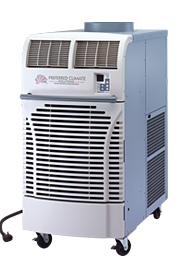 24/7 Spot Cooler Rental Texas - OP-63